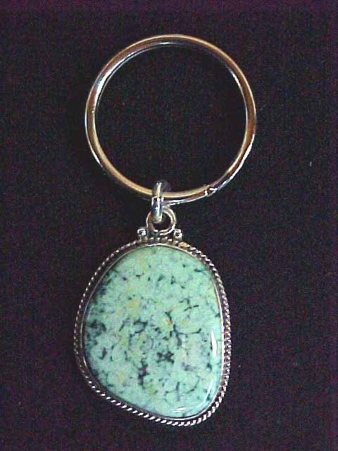 Utah Varasite key ring